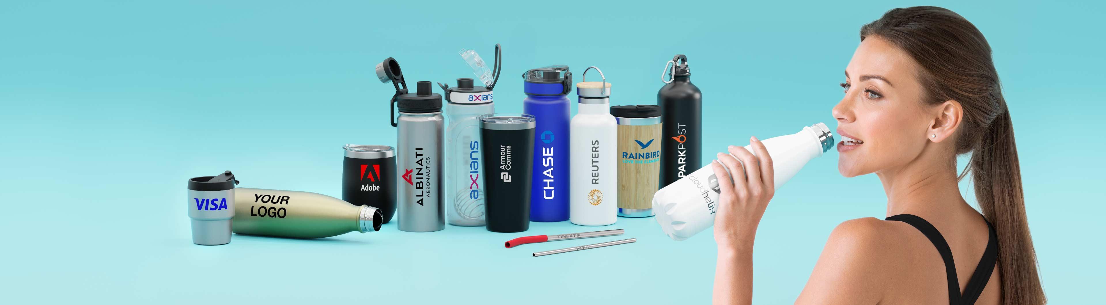 Flasky - Custom Water Bottles