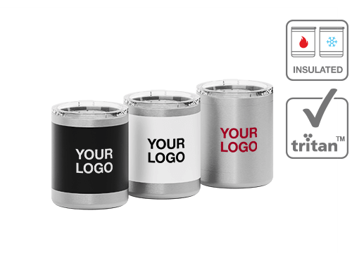 Crew - Custom Stainless Steel Insulated Tumblers