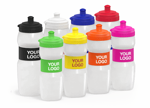 Fit - Water Bottles in Bulk with Logo