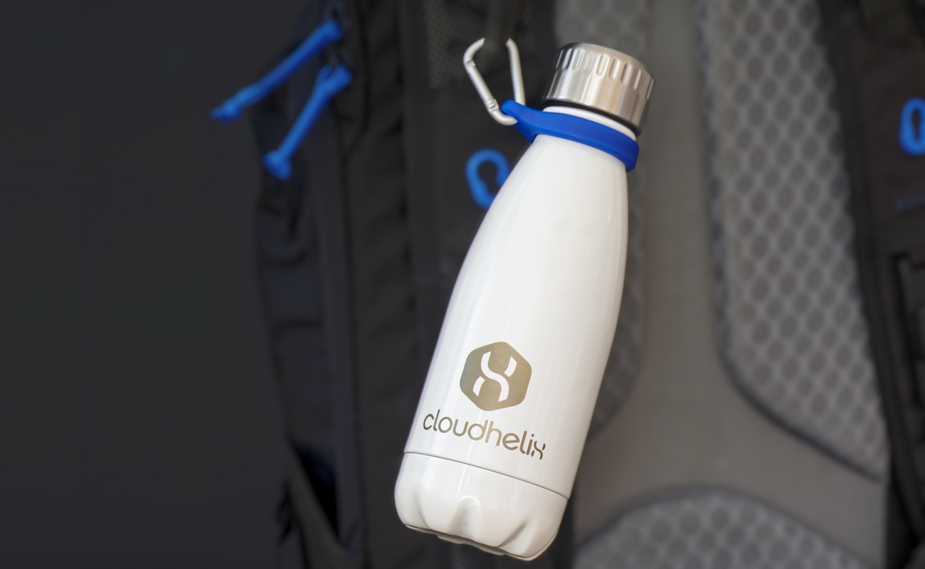 Nova - Personalised Water Bottle